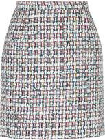 Thom Browne Tweed mini skirt