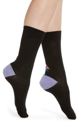 Hysteria By Happy Socks Gina Mid-High Socks