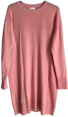 Barrie Pink Cashmere Dress for Women