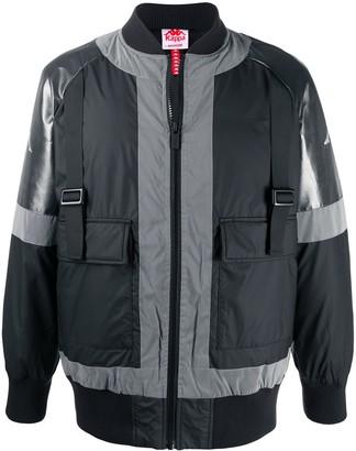 Kappa Reflective Lightweight Jacket