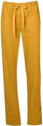 Semi-Couture Drawstring Trousers
