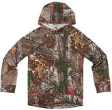 Carhartt Realtree Xtra® Camo Force® Lightweight Pullover Hoodie - Girls