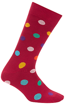 Paul Smith Polka Dot Socks, One Size