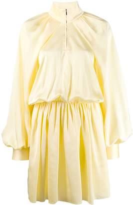 ANAÏS JOURDEN Windbreaker mini dress
