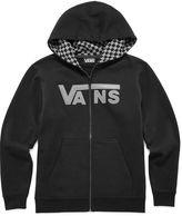 Vans Fleece Zip-Front Hoodie - Boys 8-20