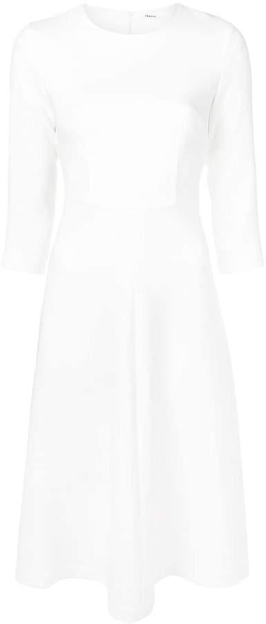 P.A.R.O.S.H. Poloxy flared dress