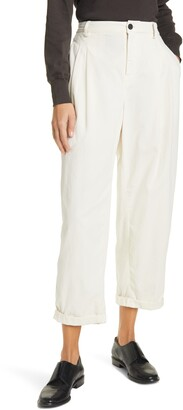 Raquel Allegra Pleated Pants