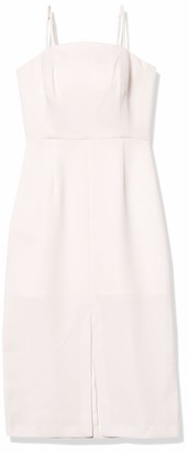 BCBGeneration Women's Midi Structured Dress