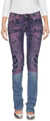 Galliano Denim pants