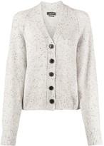 Isabel Marant speckled-knit cardigan
