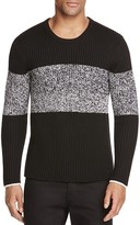 Rag & Bone Roscoe Stripe Crewneck Wool Sweater