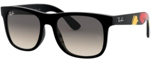 Ray-Ban Sunglasses, RJ9069S Blk Gry Grd