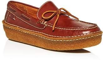 Polo Ralph Lauren Men's Myles Leather Platform Loafers