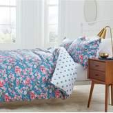 Cath Kidston Meadowfield Birds 100% Cotton Duvet Cover Set