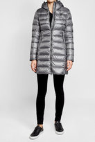 Blauer Quilted Down Coat with Hood
