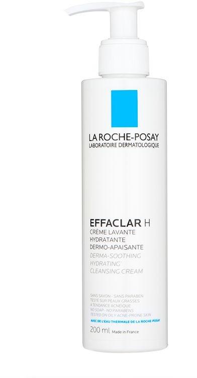 La Roche-Posay Effaclar H Hydrating Cleansing Cream 200Ml