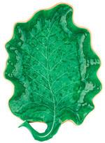 Herend Porcelain Leaf Tray