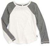 Splendid Boy's Slub Knit T-Shirt