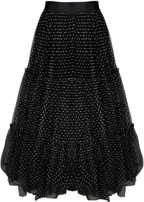 Edward Achour Paris Float Skirt