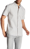 Peter Werth Spender Printed Slim Fit Shirt