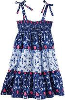 Osh Kosh Oshkosh Sleeveless Printed Dress - Toddler Girls 2t-5t