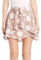 For Love & Lemons Sweet Jane Floral Skirt