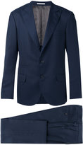 Brunello Cucinelli two piece suit - men - Cupro/Wool - 50