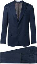 Brunello Cucinelli two piece suit - men - Cupro/Wool - 54