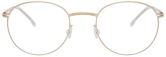 Mykita Gold Lund Glasses