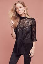 Plenty by Tracy Reese Victoria Lace Tunic