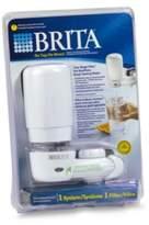 Brita White Faucet Filtration System