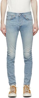 Rag & Bone Indigo Fit 1 Jeans