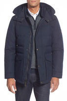 Cole Haan Quilted Down Parka