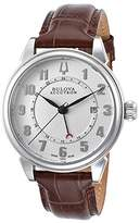 Bulova Accutron Gemini Men's Automatic Watch 63B153