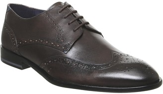 Ted Baker Trvss Brogues Brown
