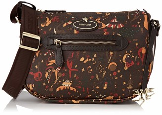 Piero Guidi Women's Cross Body Messenger Bag