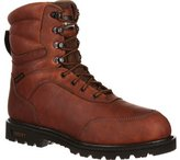 "Rocky Outdoor Boots Mens 9"" Brute Insulated WP 11.5 EE RKS0185"
