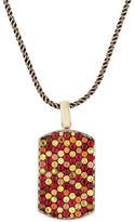 Effy Jewelry Sapphire Pendant Necklace