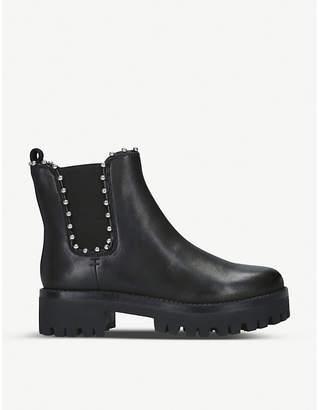 Steve Madden Aiken studded leather Chelsea boots