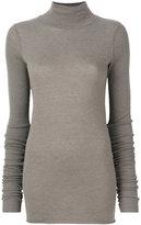 Rick Owens Lilies turtleneck sweater