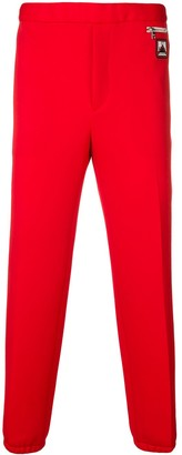 Prada Tapered Track Pants