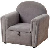 Viv + Rae Madie Kids Club Chair with Storage Compartment