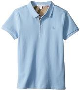 Burberry Kids - Mini PPM Polo Boy's Short Sleeve Knit