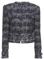 Diane von Furstenberg Katrin Tweed Jacket