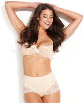 Jockey Slimmers Light Control Lace Brief 4154