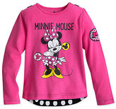 Disney Minnie Mouse Long Sleeve T-Shirt for Girls