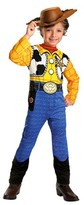 Toy Story Boys' Toddler Woody Costume