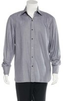 Tom Ford Striped Woven Shirt