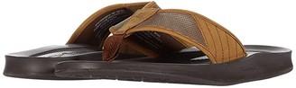 Tommy Bahama Saxen's Edge (Natural/Cognac) Men's Sandals