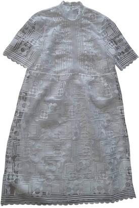 Orla Kiely White Dress for Women
